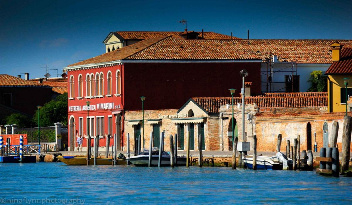 venetian glass factory